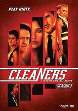 Cleaners: Season 1 NEW DVD