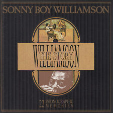 Sonny Boy Williamson - The Story 22 Phonographic Memories CD 1989 Blues