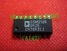 5PCS AD SSM2164 DIP-16 Voltaje Quad de bajo costo controlado Li