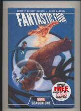 Fantastic Four Season One Marvel Comics Factory Sealed Hardcover Sacasa  Marquez