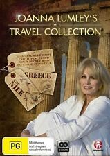 Joanna Lumley's Travel Collection NEW R4 DVD