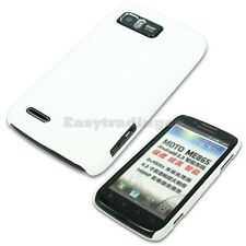 Hard Back Cover Case for Motorola Atrix 2 MB865 AT&T White