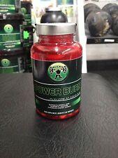 BULKS GYM POWER BURN FAT BURNER AND ENERGY BOOST + GUARANA 60 CAPS