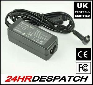FOR ACER EXTENSA MS2231 POWER SUPPLY LAPTOP CHARGER PSU