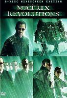 The Matrix Revolutions (DVD, 2004, 2-Disc Set)