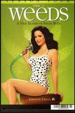Block Buser Movie Card for: Weeds-Growing Green  (082712)