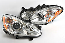 Smart Fortwo W451 2007-2012 Headlights Front Lamps Left+Right PAIR OEM