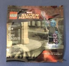 Lego: Marvel Super Heroes - The Amazing Spider-Man 2 - ELECTRO - Polybag NIB!!