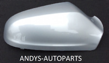 VAUXHALL ASTRA WING MIRROR COVER (NEW)54-09 DRIVERS SIDE IN SOVEREIGN SILVER