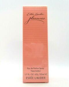 Estee Lauder Pleasures  Eau de Parfum Spray ~ 1.7 oz / 50 ml BNIB