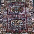 Estate COURISTAN Elegante Collection  3.3' X 5 Carpet Rug Oriental Crosswoven