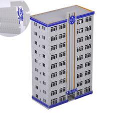1:150 Scale Railway Police Department Headquarter Model Building Apartment