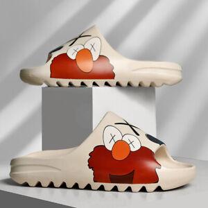 Summer Slides Custom Slides Designer Slides Sandals Slippers Unisex