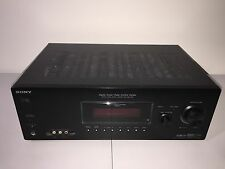 Sony STR-DG500 6.1 Channel Home Theatre Receiver 110 Watts Multi Channel AV
