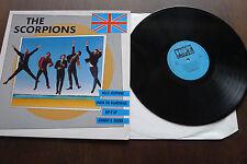 The SCORPIONS...LP...Hello Josephine ( Deutsch-Beat )
