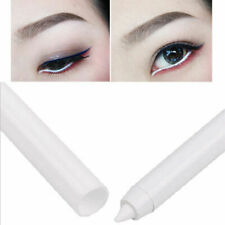 New White Eyeliner Pencil Waterproof Long Lasting Charming Make Brighten /y G7Y1