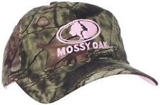 PINK MOSSY OAK BREAK UP EXPLORER CAMO HUNTING CAP
