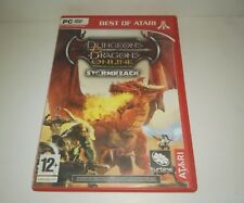 Dungeons & Dragons Online: Stormreach PC -  pal Spain/España Best Atari