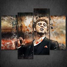 ICONIC SCARFACE TONY MONTANA CASCADE CANVAS PRINT WALL ART PICTURE READY HANG