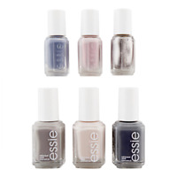 "Essie ""Serene Slate"" 6-piece Collection 3 Full & 3 Mini Sizes"