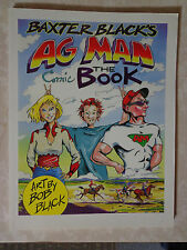 BAXTER BLACK'S AG MAN THE COMIC BOOK 2003 COYOTE COWBOY COMPANY