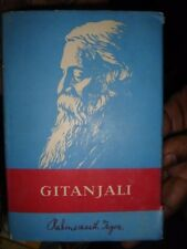 INDIA - GITANJALI [ SONG OFFERINGS ] RABINDRANATH TAGORE IN ENGLISH 1962 P. 101