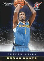 2012-13 Prestige Bonus Shots Gold #7 Trevor Ariza/249 - NM-MT