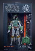 STAR WARS The Black Series: #06 Boba Fett The Force Awakens Action Figure Hot
