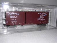 KADEE #5321  S.S.W.Cotton Belt 40' PS-1 Box Car #35026 H.O.Scale 1/87