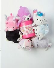 NEW Justice Mini Squishmallow Surprise Series 1, 2: Scented: Unicorn, Cat, Deer