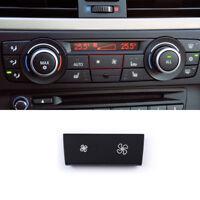 1x Air Conditioning Control Button Cover Useful For BMW E90/E92 F25 X1 X3/E84 ba