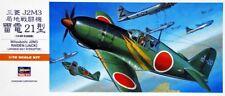 """MITSUBISHI J2M3 RAIDEN """"JACK"""" 1/72 HASEGAWA"""