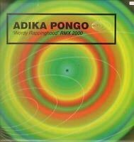Adika Pongo – Wordy Rappinghood (Rmx 2000) - New Music International Nmx 1960