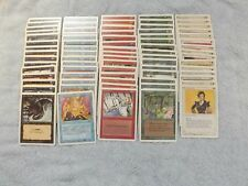 Magic the Gathering MTG / 1x Revised Common Set / 75 cards / 4 Available