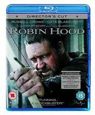 Robin Hood Director's Cut, Blu-Ray 2 Discos (Edición UK con castellano)