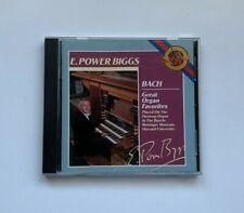 Bach: Great Organ Favorites with E. Power Biggs Busch Reisinger Museum