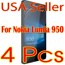 4x Screen Protector Lcd Guard Saver Film for Nokia Lumia 950 (2016)