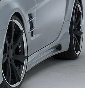 Mercedes-Benz Lorinser OEM Side Skirt Pair SL Class R231 2013-2019 Brand New