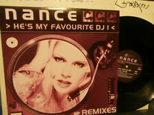 "nance""he's my favouriteDJ remix""maxi12"".or.fr bmg:7432 1551801de 1997.mint-"