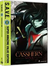 NEW Casshern Sins: Complete Series S.A.V.E. (2013) (DVD)