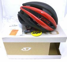 Giro Synthe MIPS Cycling Helmet Bright Red Matte Black Medium