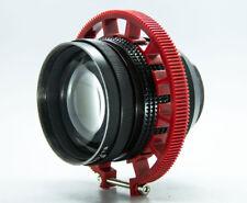 Cinematics Follow Focus gear ring red Belt diameter 90~99mm for dslr focusing