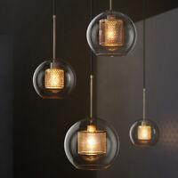 Glass Pendant Light Bar Pendant Lighting Kitchen Lamp Room Modern Ceiling Lights