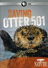 Nature - Nature: Saving Otter 501 [New DVD]