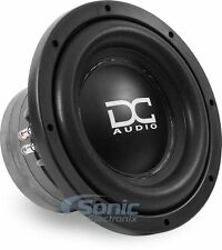 Dc Audio 1800W 10 Inch Level 3 Series M2.1 Version Dual 1-Ohm Car Subwoofer/Sub