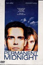 NEW DVD // Permanent Midnight //   Ben Stiller, Elizabeth Hurley, Maria Bello, O