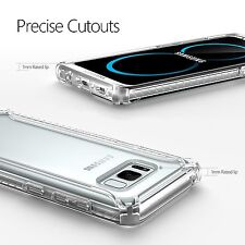 For Samsung Galaxy S8 Plus Affinity Shockproof Case TPU Protective Cover Clear
