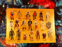 STAR WARS Action Figures Vintage Pick Choose Your Own ANH ESB ROTJ Not Exact One