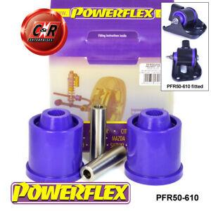 PFR50-610 Powerflex For Citroen C4 Cactus (2014 - ON) Rr Beam Rr Mounting Bushes