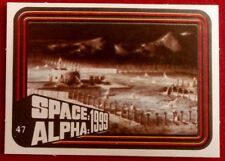 SPACE / ALPHA 1999 - MONTY GUM - Card #47 - Netherlands 1978
